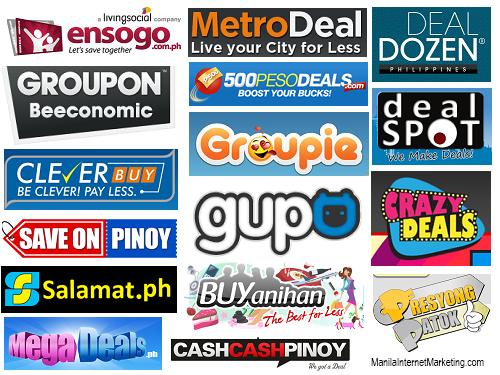 Manila Group Buying Sites